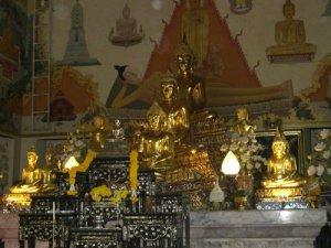 Temple Visit in Thailand