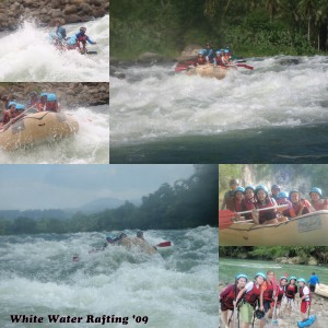 White Water Rafting @ CDO