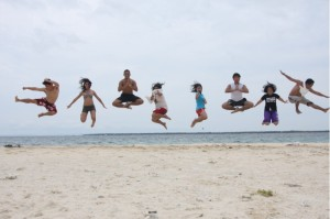 Jump Shot @ Virgin Island