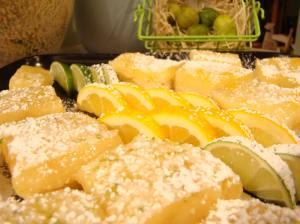 its the lemon